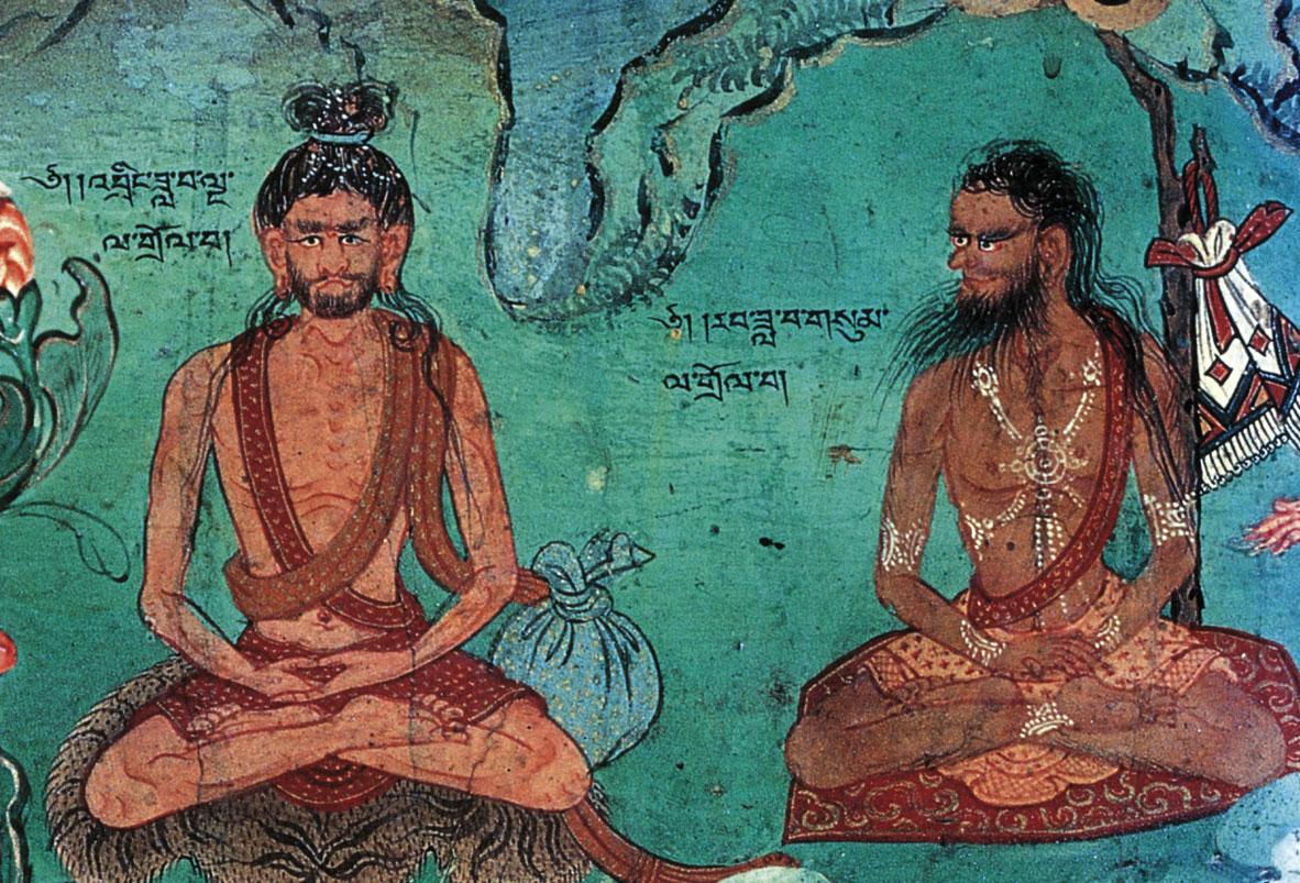 Буддийская йога